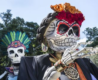 Real Day of the Dead Oaxaca