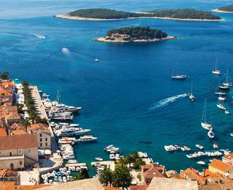 Cruise Croatia: Split to Dubrovnik via Zadar
