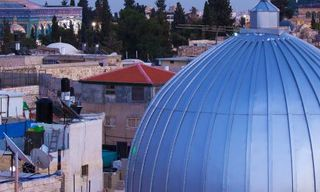 Classic Jordan, Israel and the Palestinian Territories