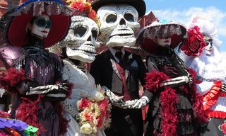 Mexico City: Day of the Dead Comfort