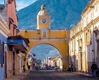 Guatemala to Mexico