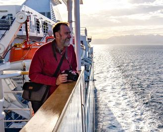 Journey to the Antarctic Circle