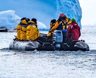 New Year in Antarctica