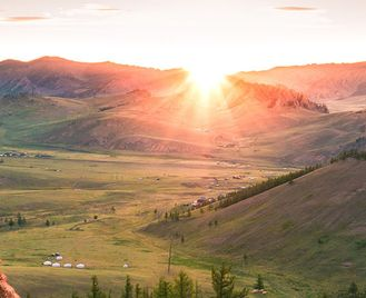 Trans-Mongolian Experience