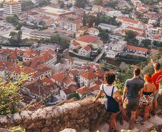 Vienna to Dubrovnik