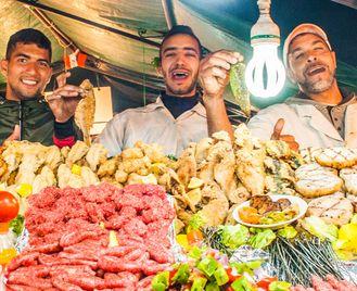 Marrakech to Barcelona