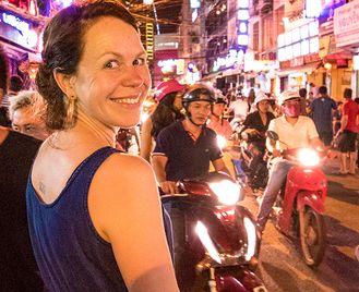 Vietnam Express Northbound