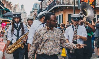 One Week in New Orleans, Florida & Atlanta