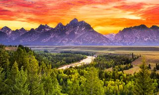 Best of Yellowstone, Grand Tetons & Mt Rushmore