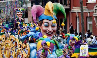 Louisiana Mardi Gras Festival Tour