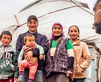 Altai Mountains Expedition: Kazakhstan to Mongolia