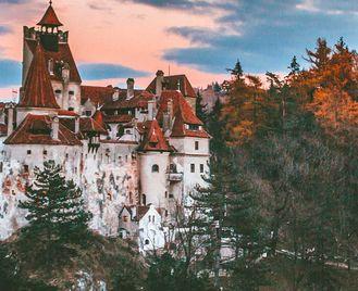 Halloween in Transylvania (Northbound)