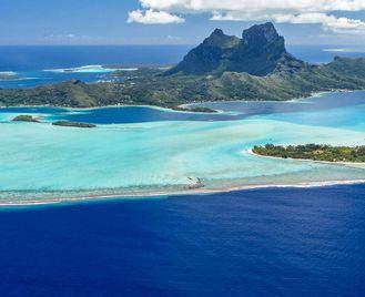 Tahiti, the Society and Tuamotu Islands