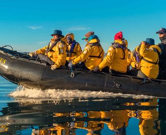 Greenland Adventure by Sea, Land and Air