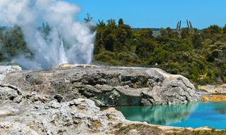 New Zealand North Island: Hike, Bike & Canyon
