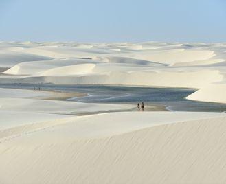Off The Beaten Track Brazil: Dunes And Lagoons Of Lencois Maranhenses