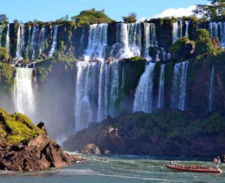 Value Iguazu Falls: Buenos Aires To Rio