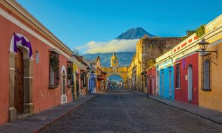 Alcion: Central America Discovery