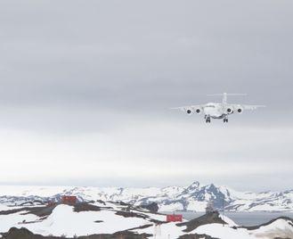 Antarctic Peninsula: Fly And Cruise