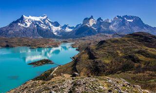 Family Patagonia: Glacial Lakes And Mountains