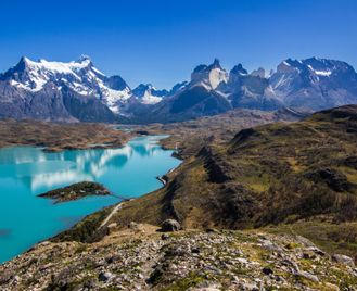 Family Patagonia: Glacial Lakes And Mountains