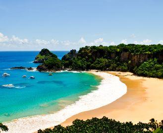 Active Brazil: Remote Bahia And Fernando De Noronha