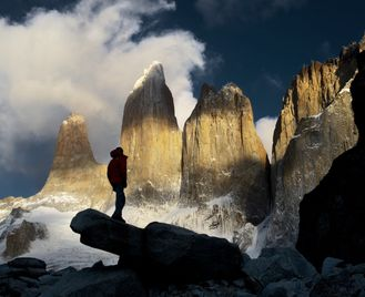 Nandu: Peaks And Plains Of Patagonia