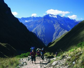 Active Peru: Cycling, Rafting And The Inca Trail