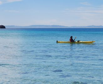 Active Mexico: Camping And Kayaking In Baja California