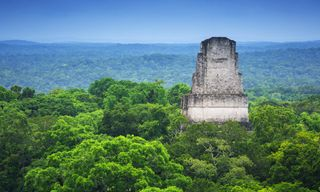Treasures Of Central America: Heritage Of The Aztec And Mayan Empires