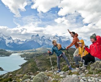 Active Chile:  Trek In Torres Del Paine