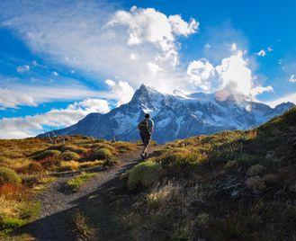 Active Chile:  Trek In Torres Del Paine