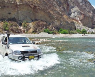 Peru: Drive Across The Andes