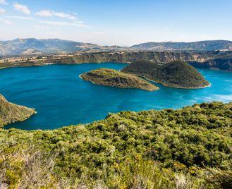 Signature Ecuador: Volcanoes To The Ocean