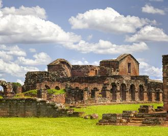 Signature Paraguay: The Missions And The Chaco