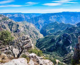 Mexico's Copper Canyon Railway And Baja Coast