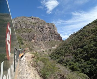 Mexico's Copper Canyon Railway And Baja Coast