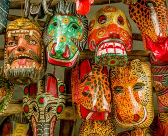 Signature Guatemala: Mountains, Markets And  Mayan Ruins