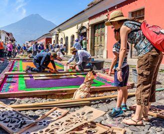 Easter In Guatemala: Semana Santa