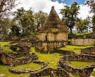 Empires Of Peru: Kuelap And Machu Picchu