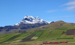 Ecuador By Train And Galapagos Cruise
