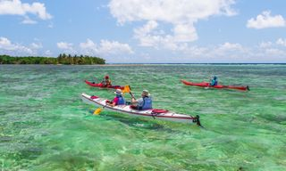 Active Belize: Jungle And Reef Adventure