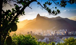 Explore And Relax In Argentina And Brazil: Cityscapes And Beach Time