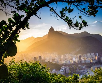 Explore And Relax In Argentina And Brazil: Cityscape And Beach Time
