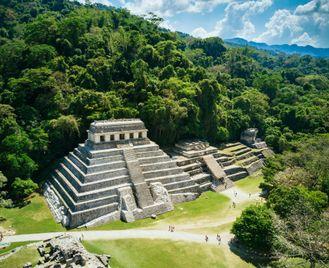Highlights Of The Mayan World