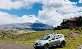 Self-Drive Ecuador: The Avenue Of The Volcanoes