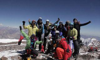 Aconcagua Ascent