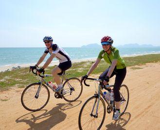 Bangkok to Phuket Road Cycling Tour