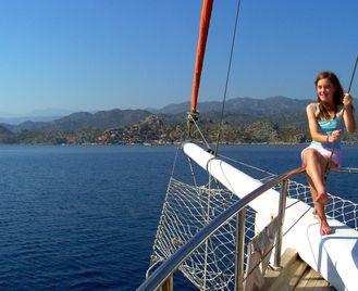 Active Family Holiday on Turkey's Lycia Coast