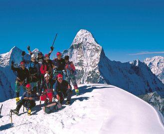 Everest Basecamp and Island Peak